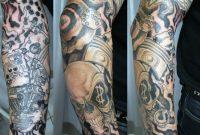 10 Ideal Arm Sleeve Tattoo Ideas For Guys regarding measurements 1024 X 926