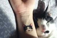 100 Wonderful Cat Tattoos throughout dimensions 2000 X 1000
