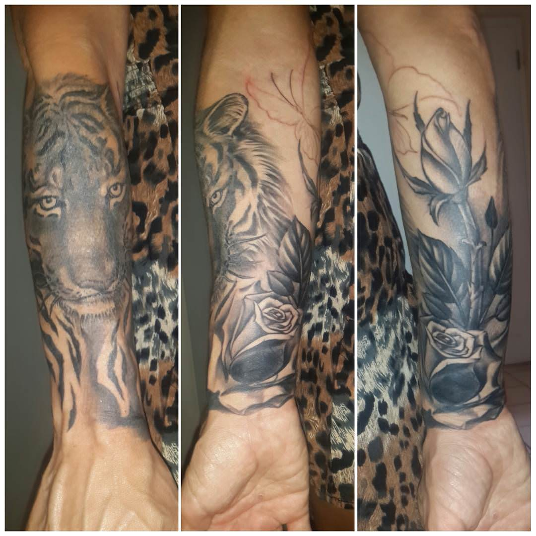 Lower Half Arm Sleeve Tattoos For Guys Arm Tattoo Sites