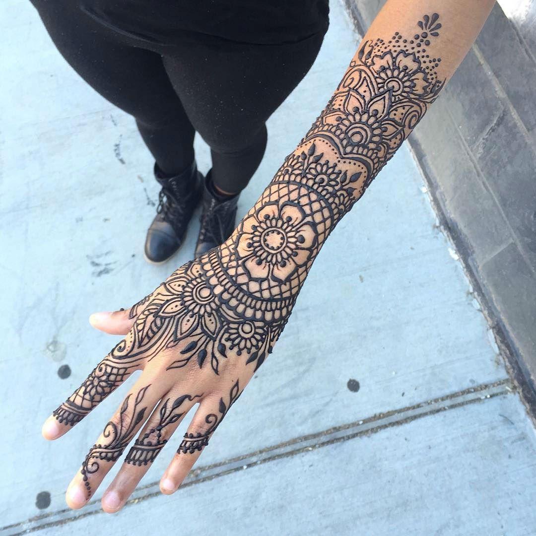 24 Henna Tattoos Rachel Goldman You Must See Henna Art inside sizing 1080 X 1080