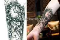 24 Mechanical Tattoo Designs inside size 1000 X 904