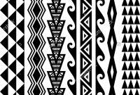 26 Nice Ancient Hawaiian Tattoos in dimensions 1438 X 1600