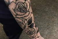 27 Inspiring Rose Tattoos Designs Tattoos And Piercings within proportions 1080 X 1080