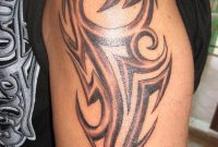 30 Best Tribal Tattoo Designs For Mens Arm Tattoo Inspiration for dimensions 770 X 1024