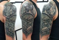 30 Medieval Armor Tattoos Ideas inside dimensions 1024 X 826