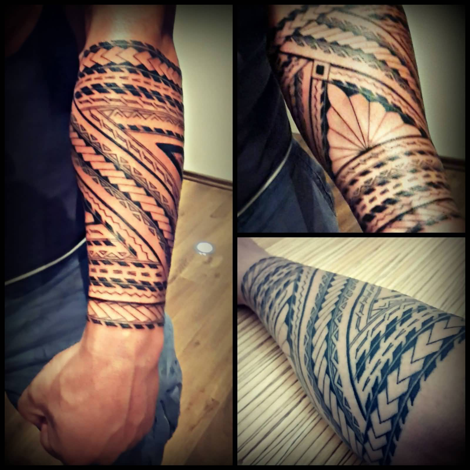 31 Samoan Tattoo Designs with regard to proportions 1600 X 1600