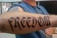 32 Word Tattoos On Arm throughout size 1600 X 1200