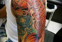 34 Koi Tattoo Designs Ein Symbol Fr Strke Glck Erfolg pertaining to size 800 X 1070