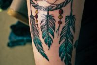 35 Awesome Dreamcatcher Tattoos And Meanings Tattoo Inspiration regarding proportions 900 X 1350