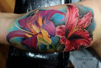 4 Latest Lily Flower Tattoos intended for size 2048 X 1365