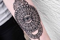 40 Mandala Tattoos On Forearm for proportions 1080 X 1080