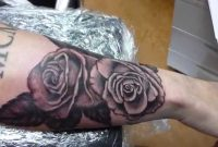 43 Beautiful Forearm Rose Tattoos in dimensions 1280 X 720
