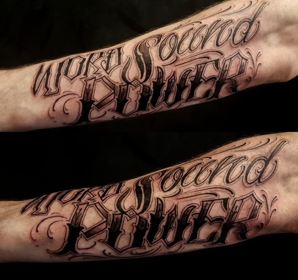 Word Tattoos On Womens Arms Arm Tattoo Sites