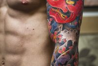 47 Sleeve Tattoos For Men Design Ideas For Guys with regard to size 676 X 1200