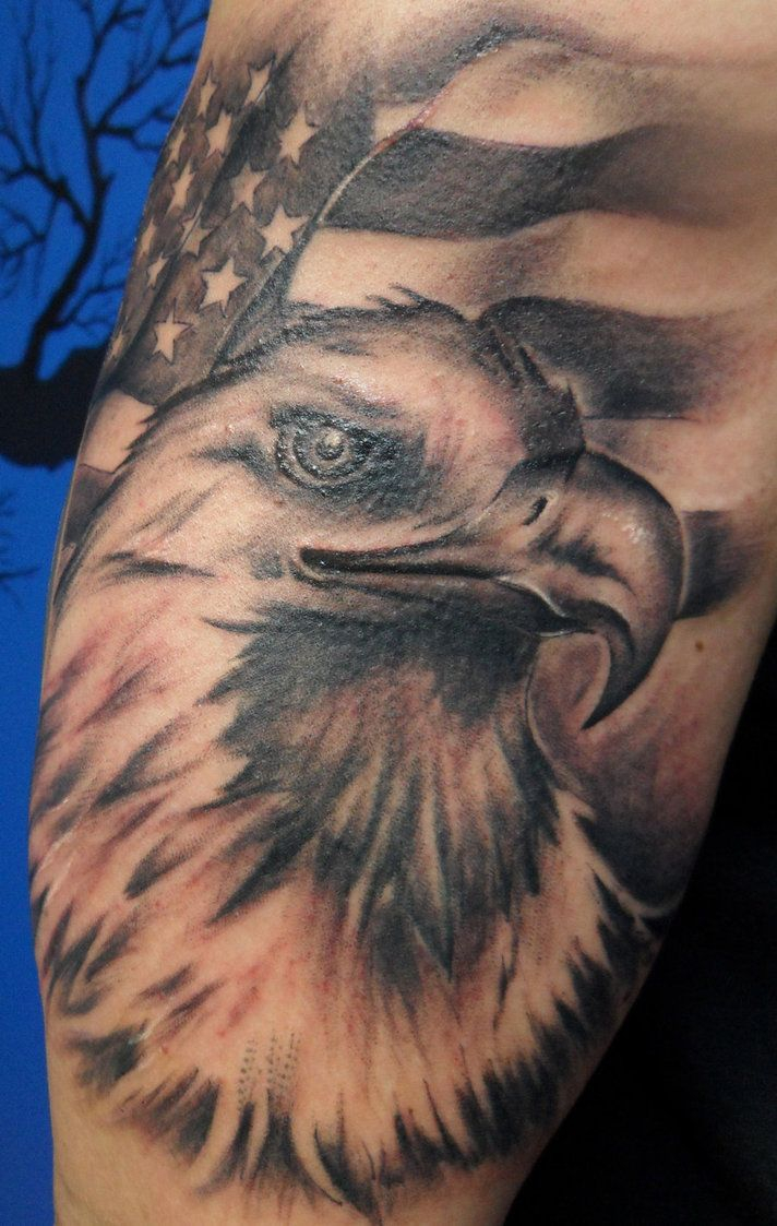 50 Best Eagle Tattoo Design And Placement Ideas Tattoo Ideas intended for proportions 712 X 1123