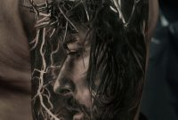 50 Jesus Tattoos For The Faith Love Sacrifices And Strength pertaining to size 1048 X 1616