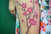 55 Latest Cherry Blossom Tattoos Ideas with measurements 1080 X 1080