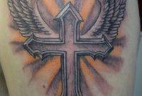 56 Best Cross Tattoos For Men Improb in size 791 X 1023