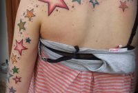 59 Wonderful Star Tattoos On Arm intended for size 736 X 1104