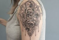 60 Best Lace Tattoo Designs Meanings Sexy And Stunning 2018 pertaining to proportions 1080 X 1242
