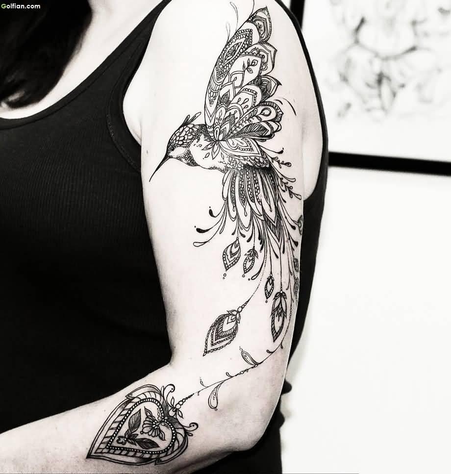 Tattoos ladies arm