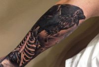 7 Awesome Crow Tattoo Images Pictures And Ideas within measurements 1300 X 1041