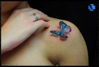 85 3d Butterfly Tattoos throughout measurements 1280 X 960