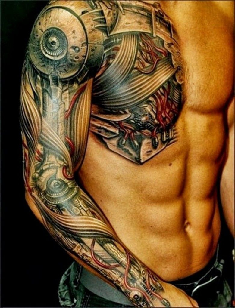 Amazing Arm Tattoo Design For Men Httptattooideastrend throughout proportions 780 X 1024