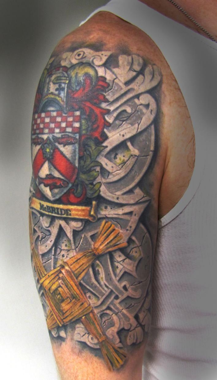 Celtic Arm Sleeve Tattoos Arm Tattoo Sites