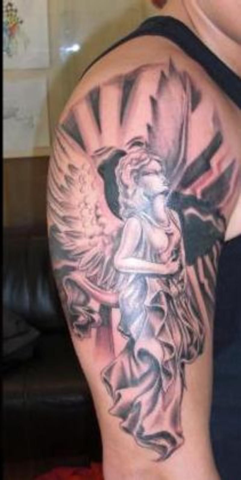 Angel Tattoo Designs For Men Arms Arm Tattoo Sites