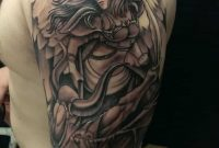 Angel Tattoos For Men Ideas And Inspiration For Guys regarding measurements 708 X 1252