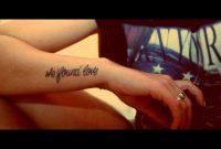 Arm Name Tattoo Ideas inside size 1200 X 694