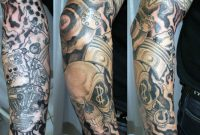 Arm Sleeve Tattoo Designs For Men Cool Tattoos Bonbaden for sizing 1024 X 926
