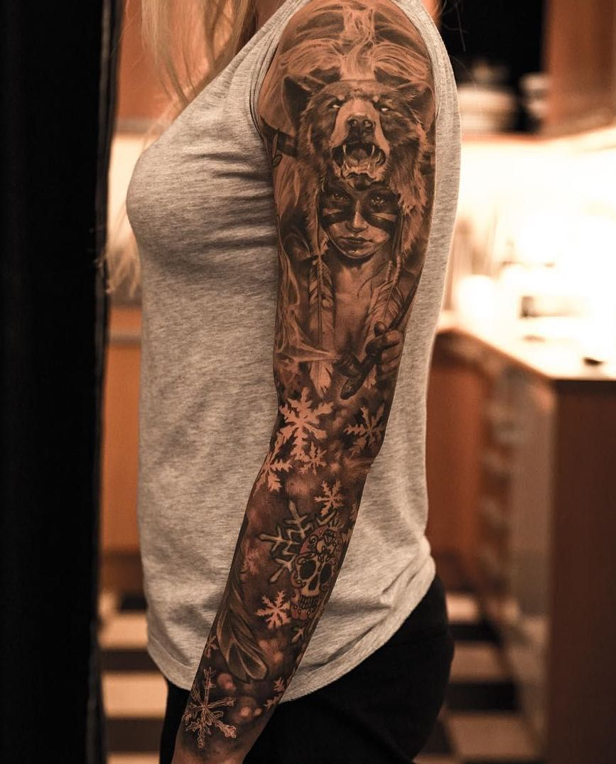 Arm Tattoos A Piece Of Ancient History That Lives On Through Us in sizing 867 X 1075