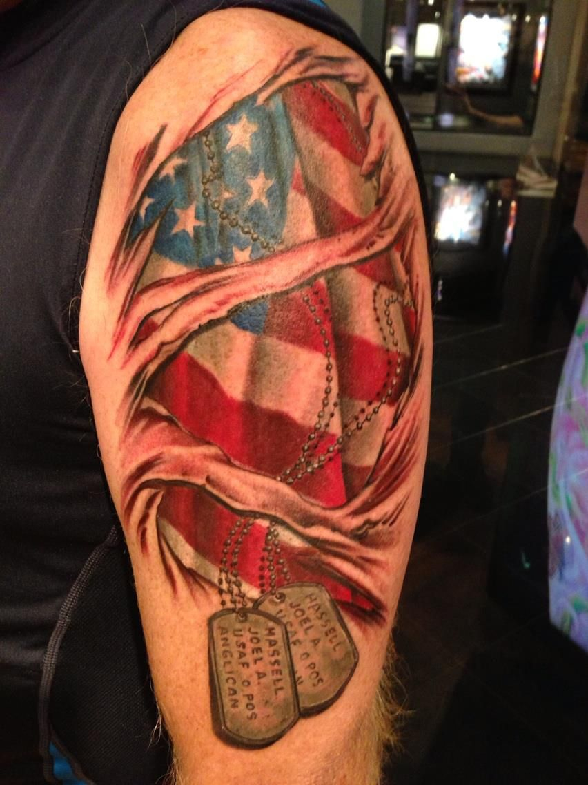 Us Armed Forces Tattoos • Arm Tattoo Sites