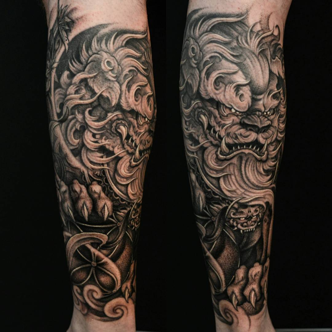 Asian Black And Grey Archives Chronic Ink with regard to sizing 1080 X 1080