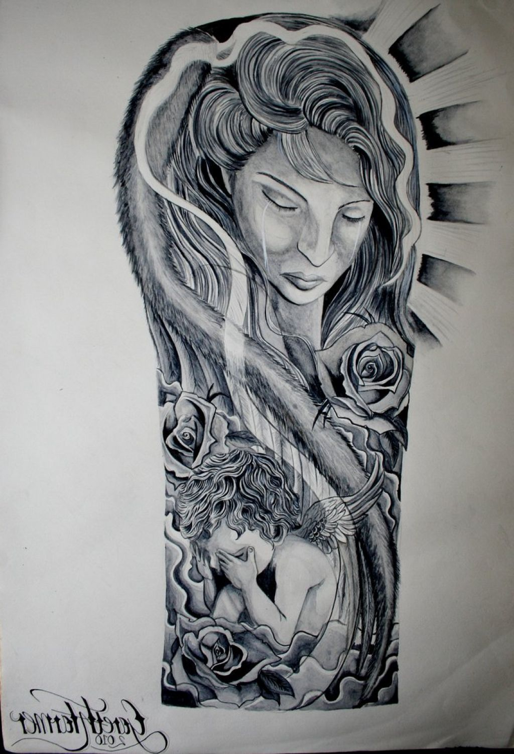 Arm Sleeve Tattoo Sketches Arm Tattoo Sites,Firefighter Tattoo Designs