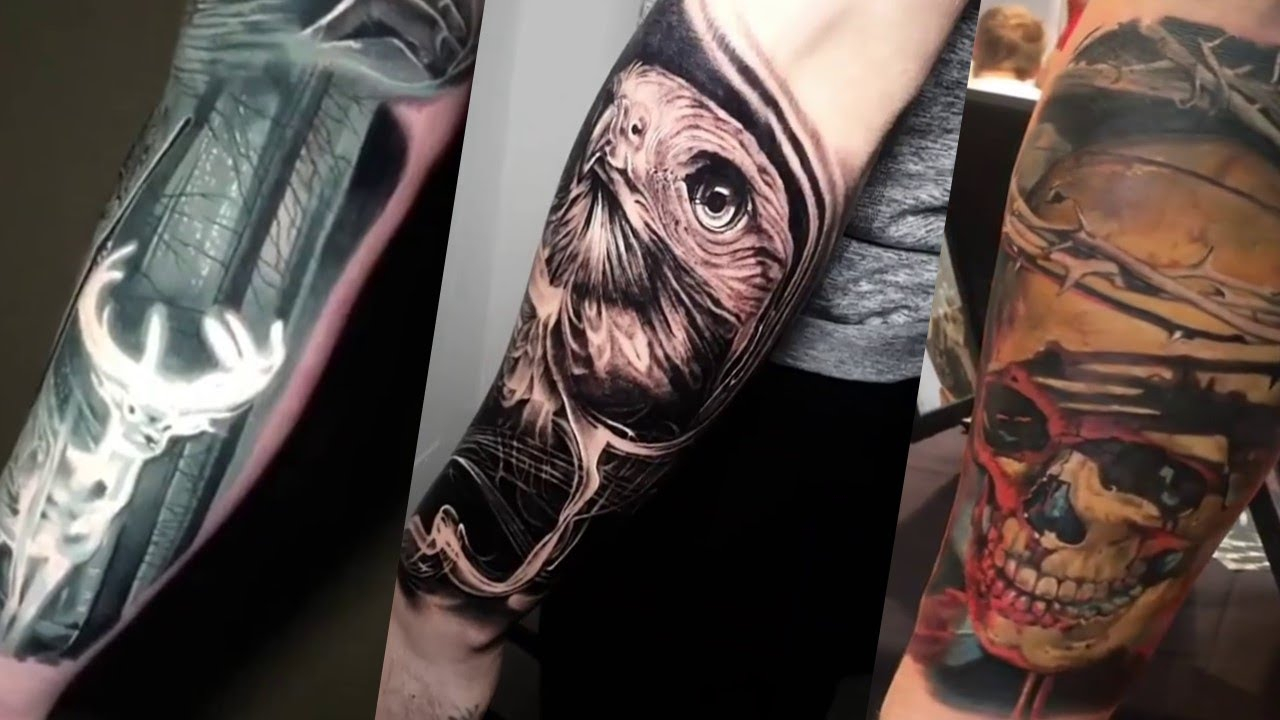 Best Tattoos In The World Hd 2017 Part 5 Amazing Tattoo Design pertaining to sizing 1280 X 720