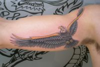 Biceps Eagle Tattoo within dimensions 3072 X 2304