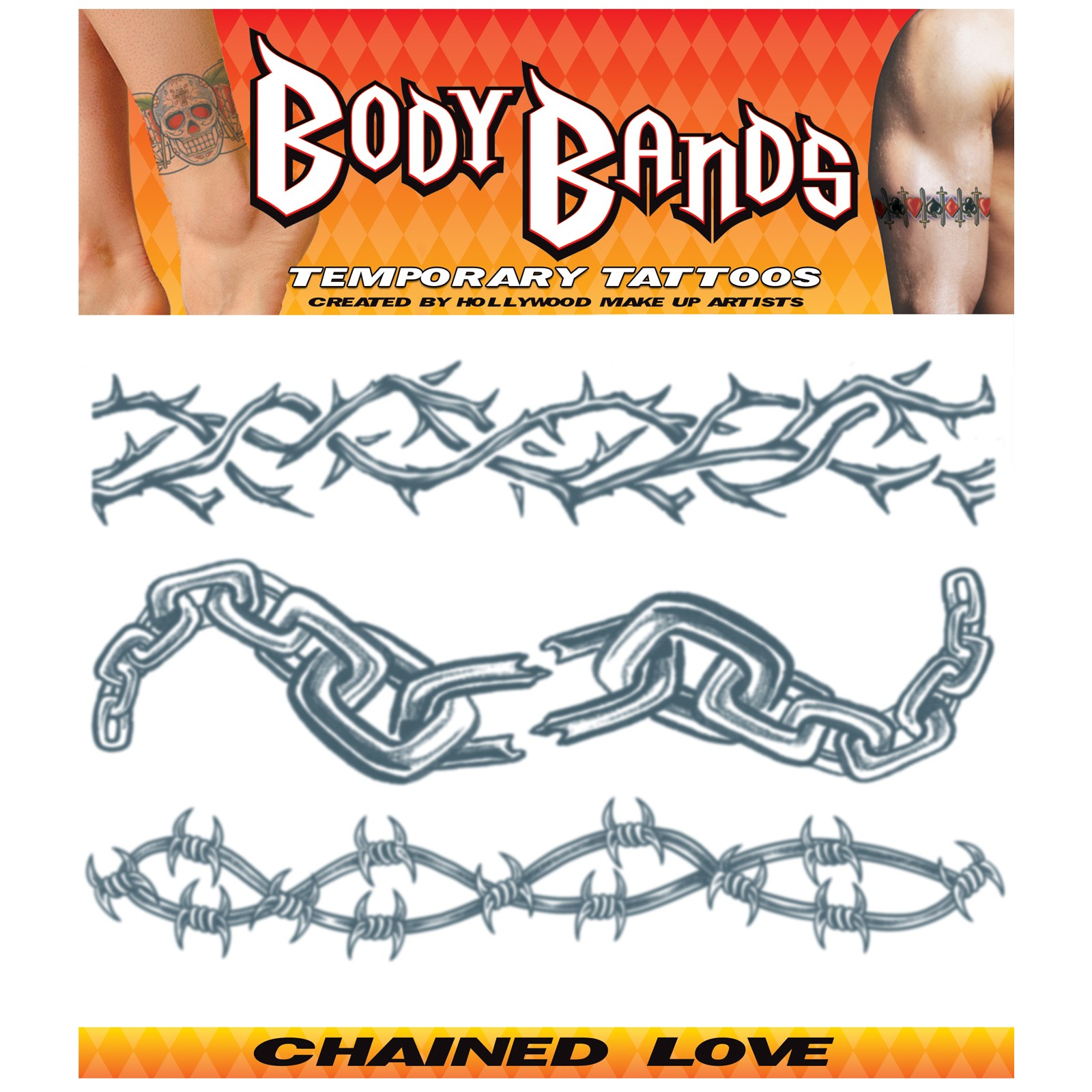 Chain Link Tattoo: Chain Link Armband Tattoo • Arm Tattoo Sites