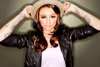 Cher Lloyd Tattoos On Arm Hd Wallpaper Background Images for measurements 1024 X 768