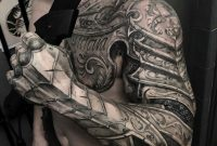 Chest Sleeve Armour Best Tattoo Design Ideas regarding dimensions 940 X 940