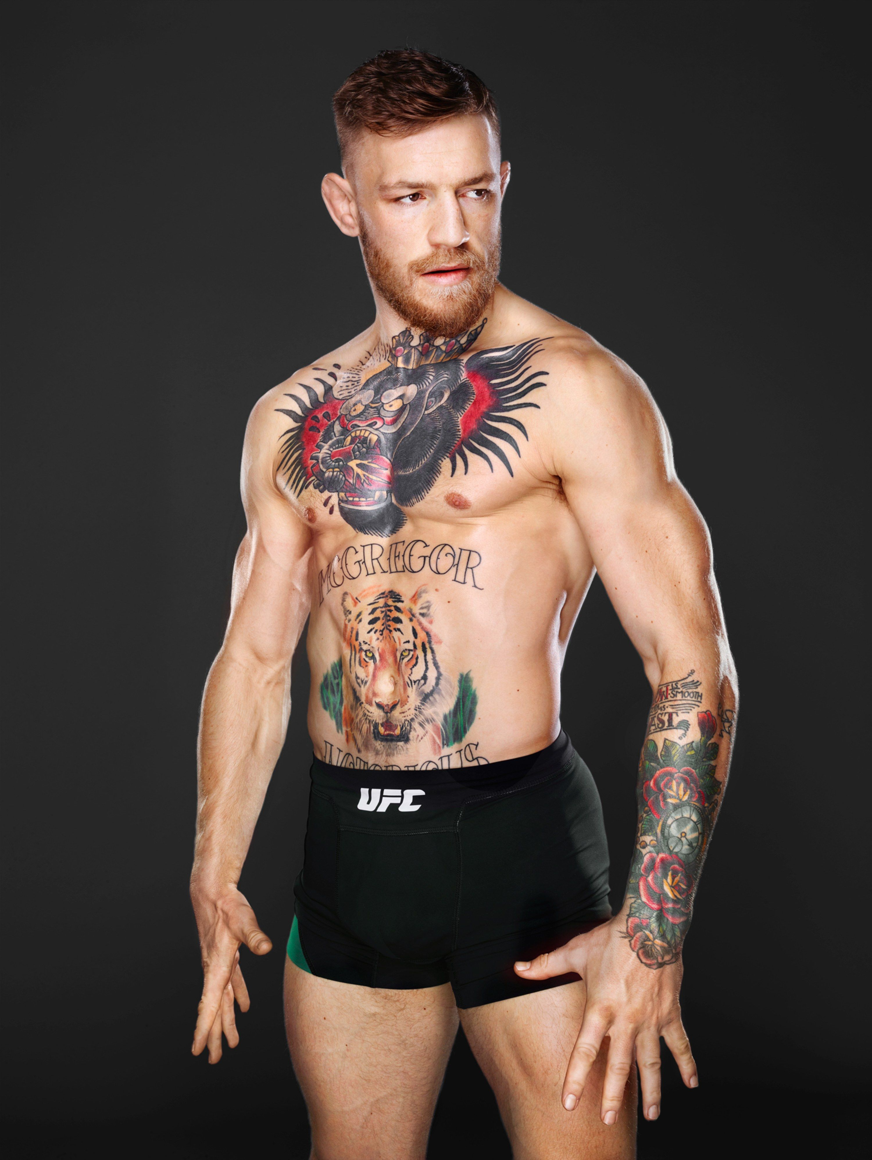 Conor Mcgregor Focus The Best Ufc Mixedmartialarts Mma with measurements 3000 X 3992