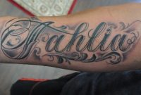 Coolest Tribal Name On Arm Tattoo Design Tattooed Images in sizing 3840 X 2160