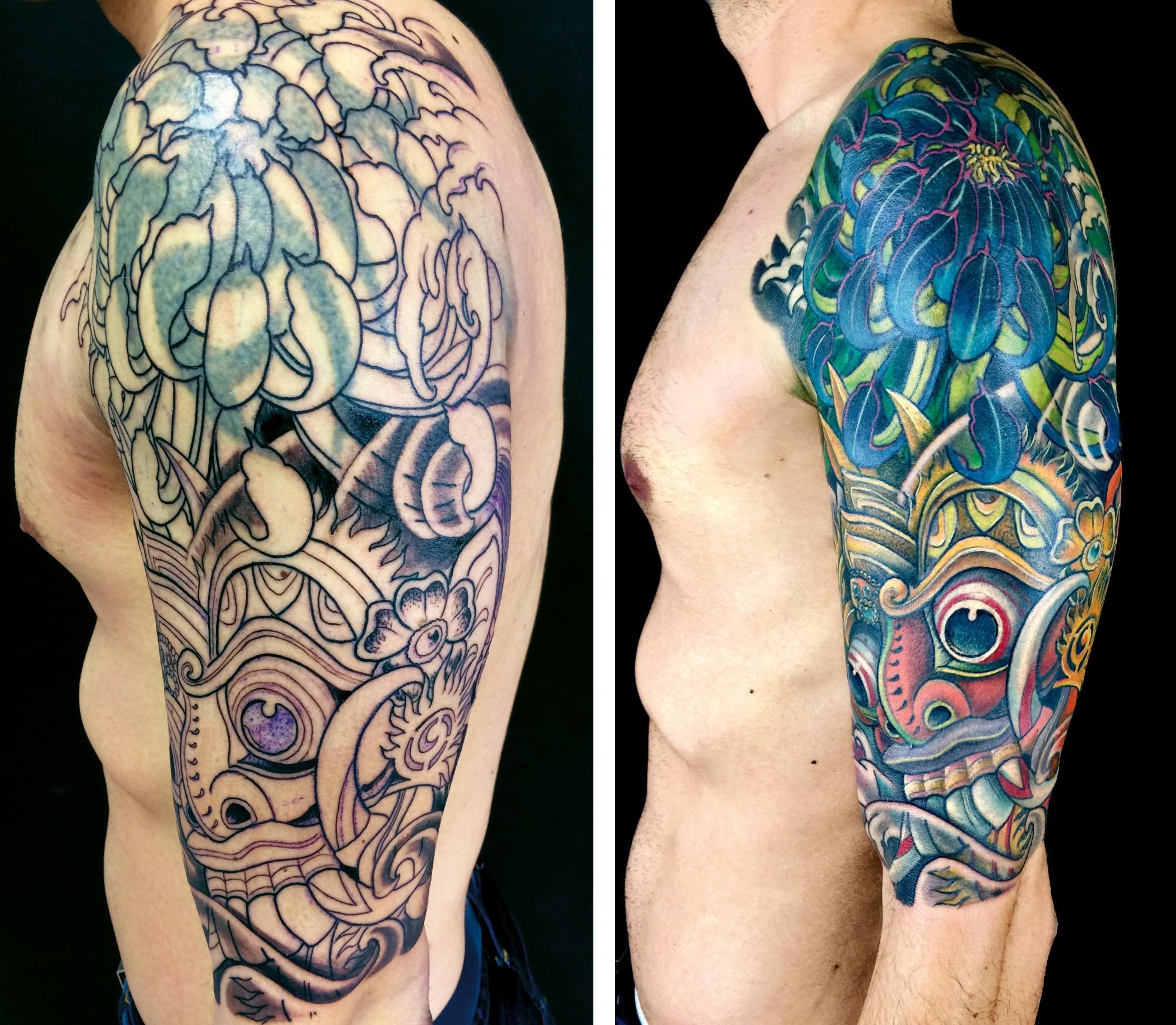 Cover Up Was Du Ber Die Tattoorettung Wissen Musst for measurements 2000 X 1744