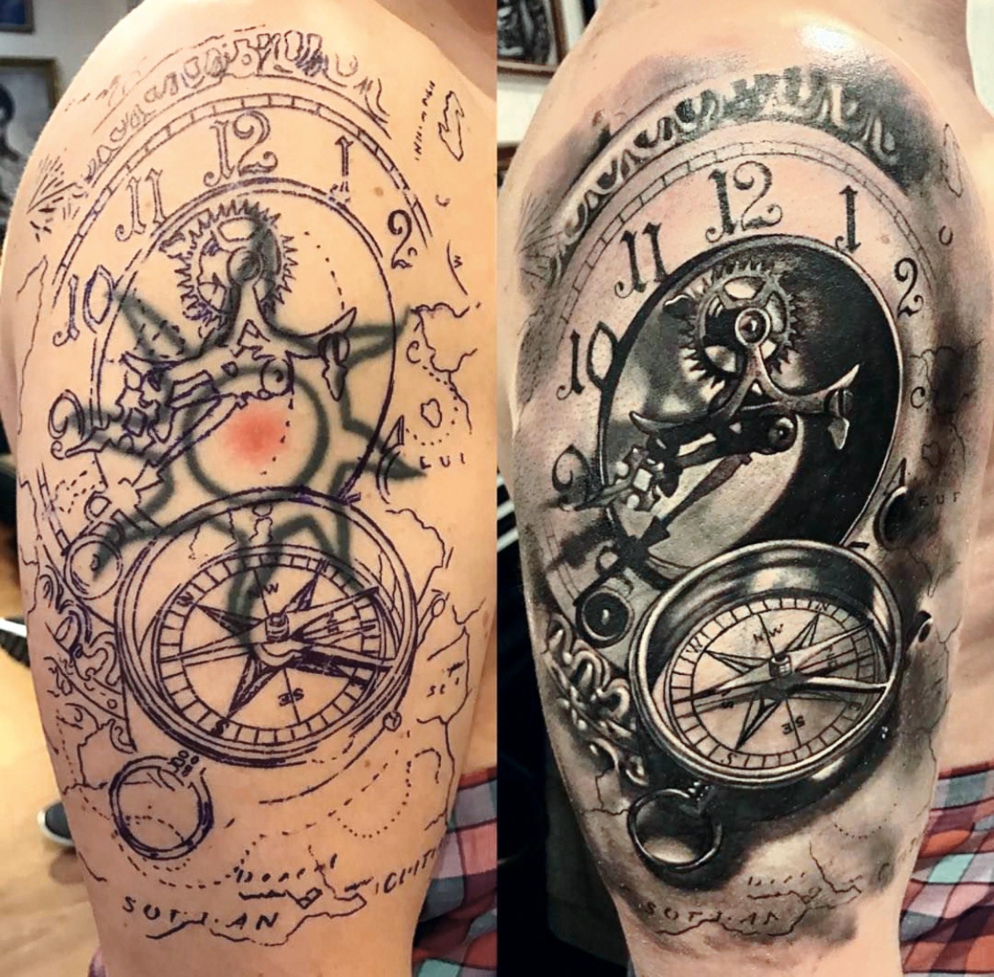 Cover Up Was Du Ber Die Tattoorettung Wissen Musst regarding size 2000 X 1966