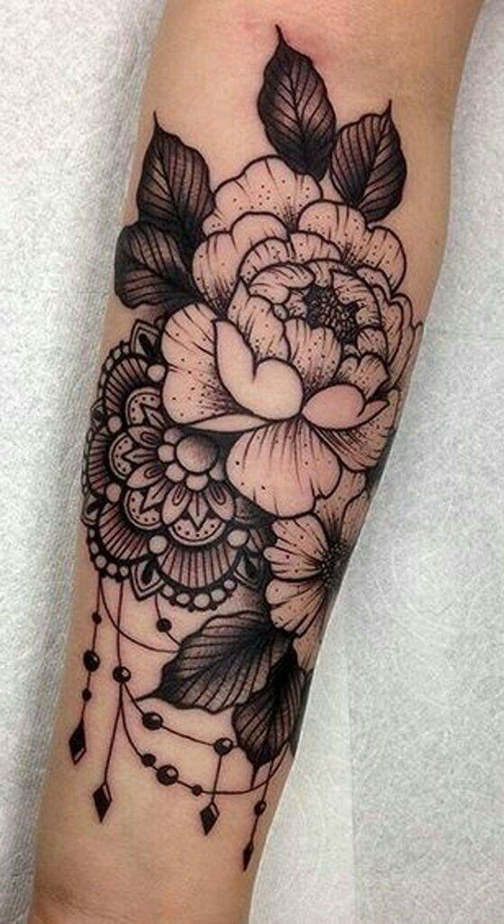 Cute Henna Lace Arm Tattoo Ideas You Should Try 10 Cool Tattoo For regarding measurements 1024 X 1875