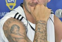 David Beckhams 40 Tattoos And The Special Meaning Behind Each with sizing 962 X 1577