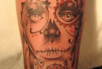 Day Of The Dead Woman Forearm Image Tattooing Tattoo Designs for size 749 X 1200