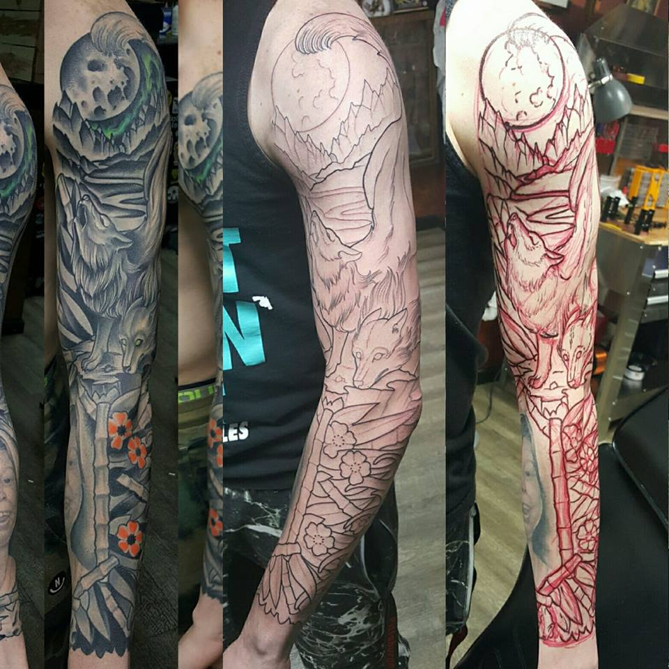 Dooner Up In Arms Tattoos intended for proportions 960 X 960